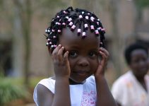 little girl hairstyles with beads