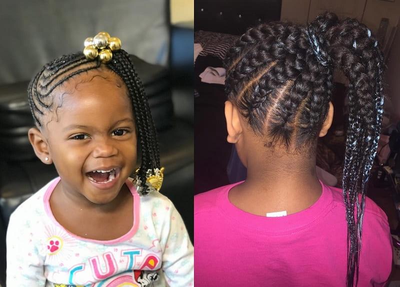 Admirable 25 Charming Ponytail Hairstyles For Little Girls To Rock Schematic Wiring Diagrams Phreekkolirunnerswayorg