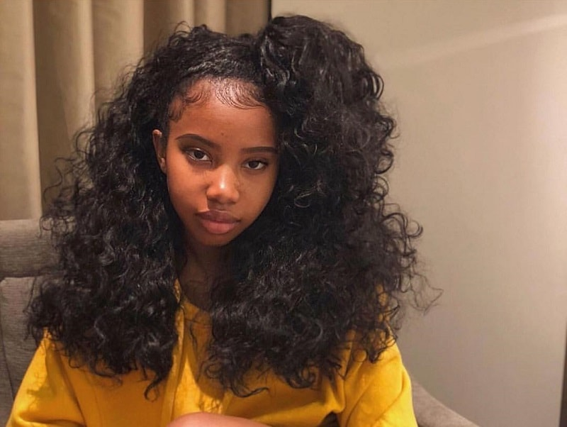 20 Alluring Natural Hairstyles for Black Girls to Copy Now