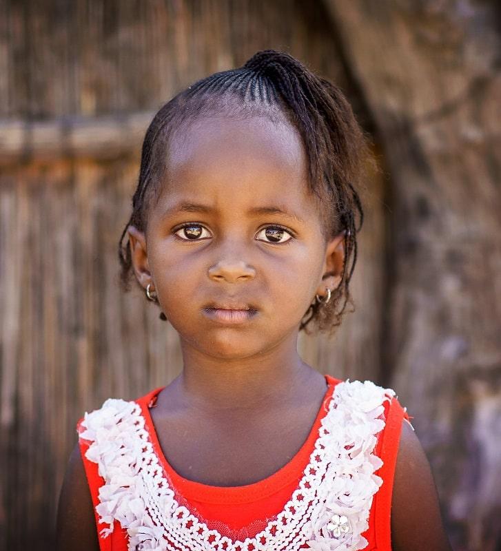 ponytail for little black girls