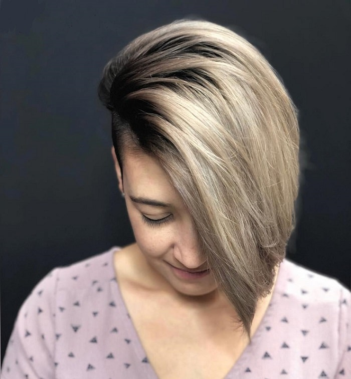 15 Chic Shaved Haircuts That Girls Can Try Child Insider