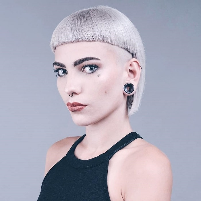 15 Chic Shaved Haircuts That Girls Can Try – Child Insider