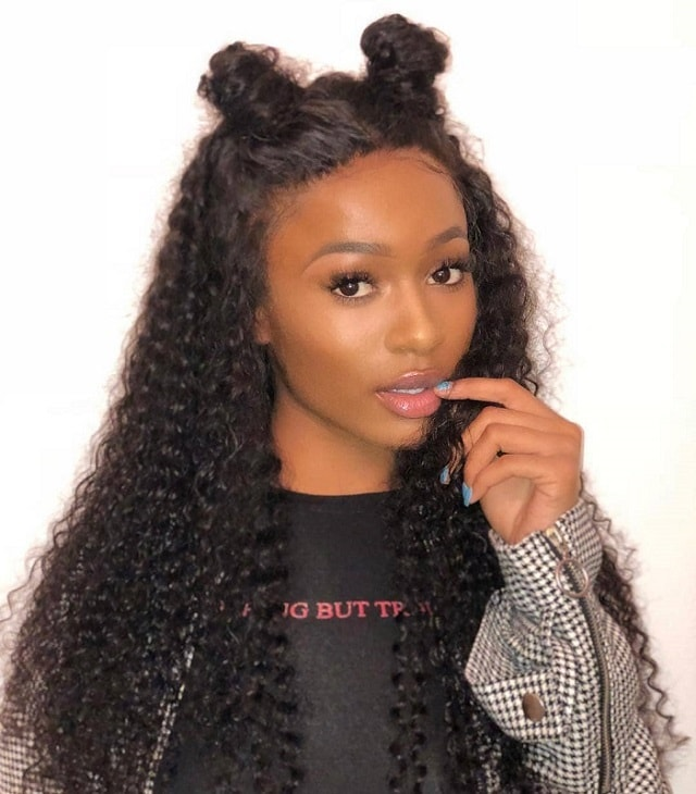 11 Stunning Black Girls With Long Hair (2020 Trends