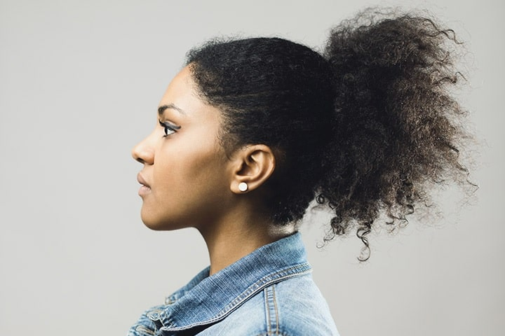 15 Ponytail Hairstyles For Black Girls That Are So Striking