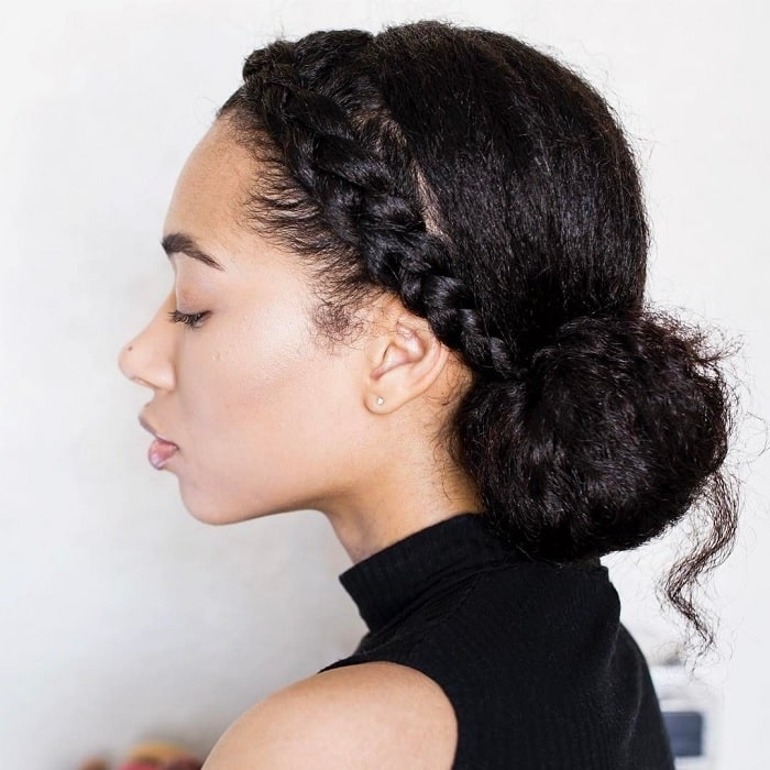 15 Black Girl Bun Hairstyles That Are So Irresistible