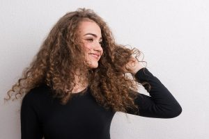 curly hairstyles for girls