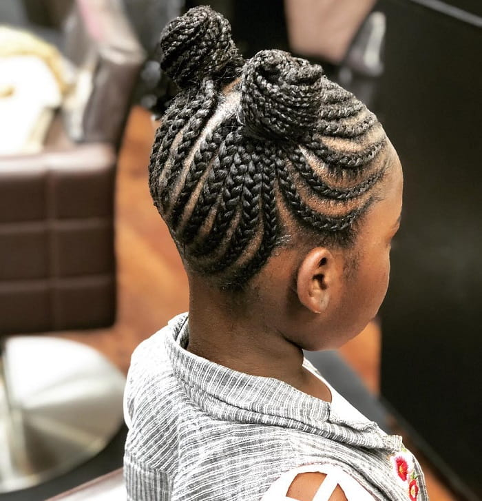 Superb 15 Best Hairstyles For 10 Year Old Black Girls Child Insider Natural Hairstyles Runnerswayorg
