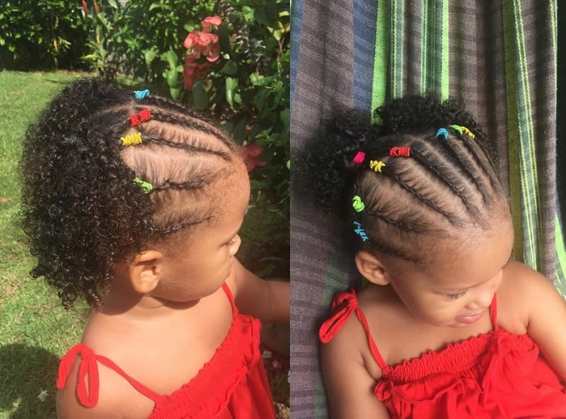 hairstyles for mixed little girls