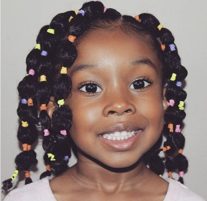 Top 21 Little Black Girls Hairstyles for School – Child Insider