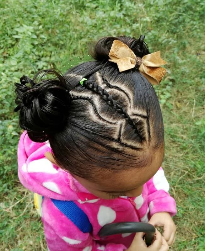 21 Best Little Black Girl Hairstyles For School (2020 Trends