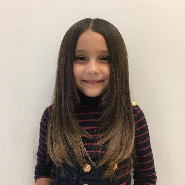 11 Attractive Layered Haircuts For Little Girls To Try With Pride