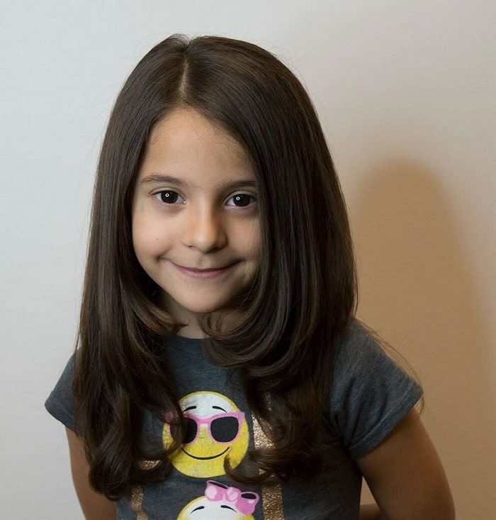 11 Attractive Layered iHaircutsi for Little iGirlsi to Try