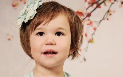 little girl pixie cut