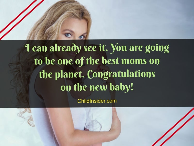 messages for new mom
