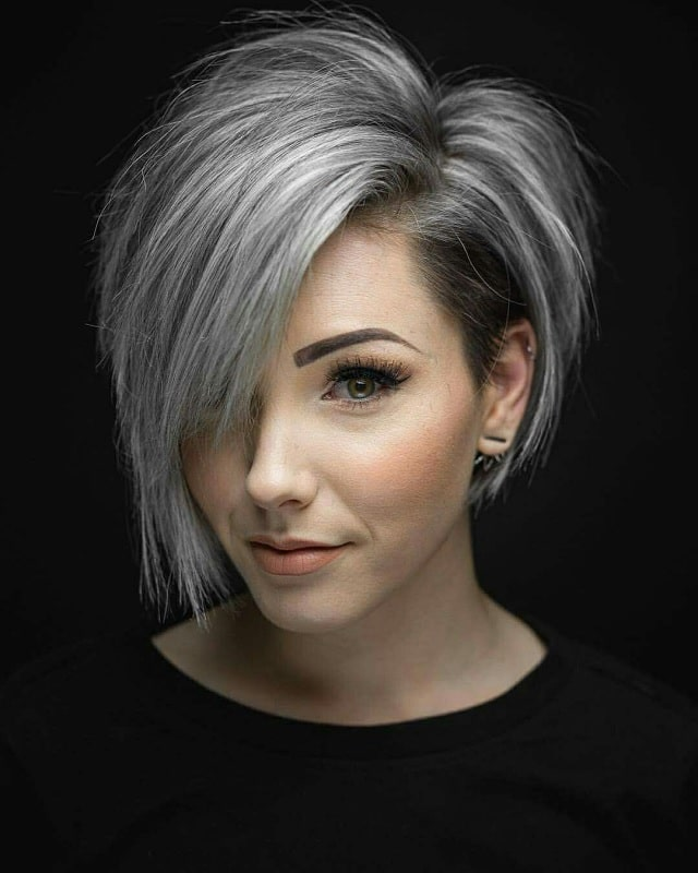 24 Short Pixie Haircuts And Styles To Choose From - BelleTag |Pixie Hair Cuts