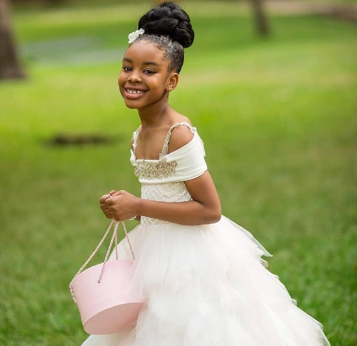 30 Stunning Wedding Hairstyles Ideas In 2019: 25 Stunning Hairstyles For Little Girls To Rock At Weddings