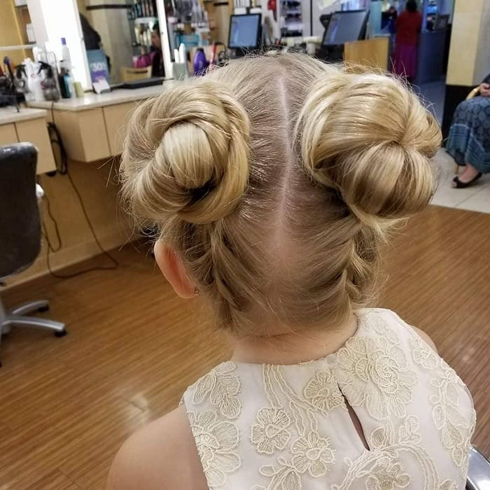 Girl Hairstyles Wedding: 25 Stunning Hairstyles For Little Girls To Rock At Weddings
