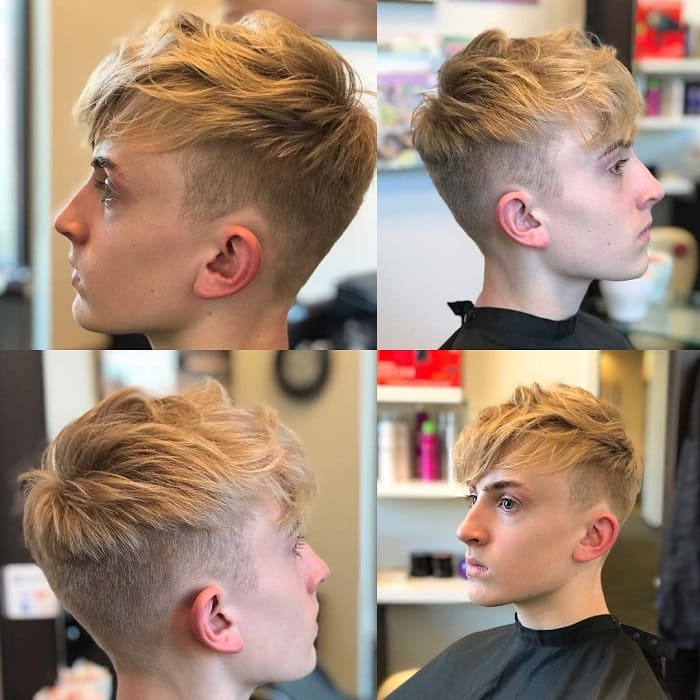 14 Year Old Boy Haircuts Top 12 Styling Ideas 2020