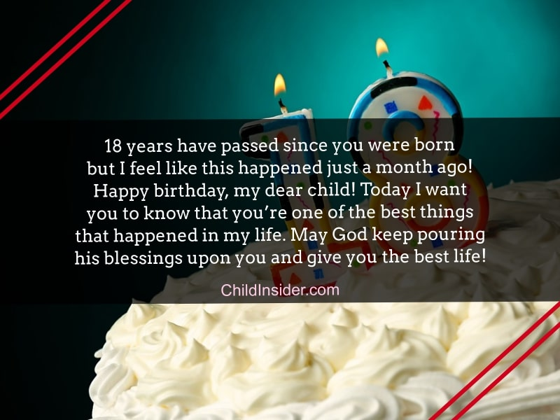 Superb 40 Best Birthday Wishes For 18 Year Olds With Images Funny Birthday Cards Online Fluifree Goldxyz