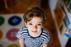 6 year old boy haircut