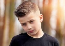 8 year old boy haircut