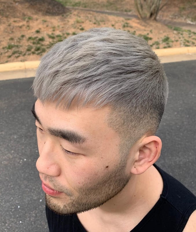 Asian boy haircuts