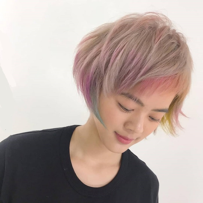 Popular Asian Girl Haircuts