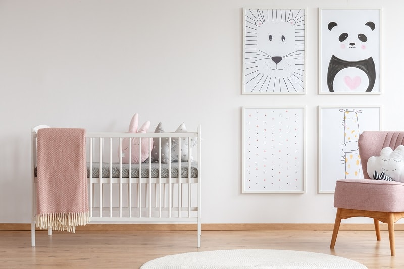 best baby boy room ideas for small spaces