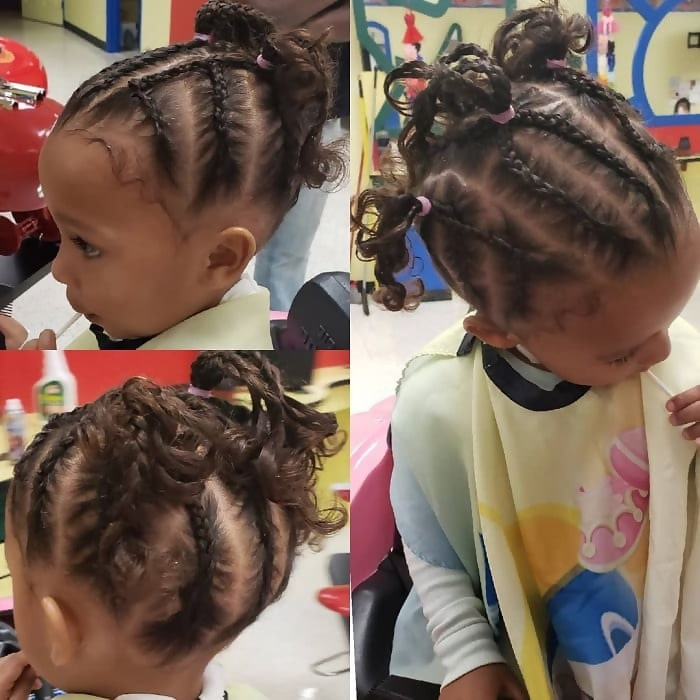 braids for babies