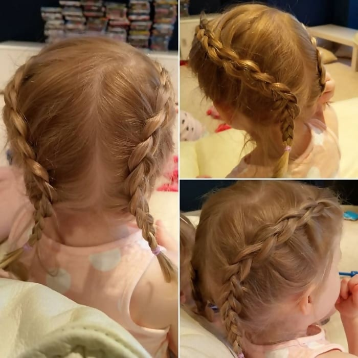 dutch braids for babies