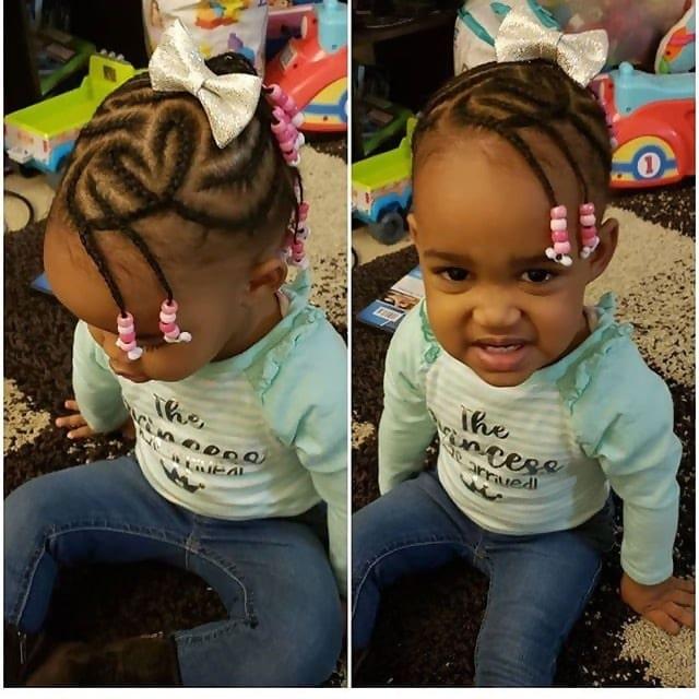 baby hairstyles braids