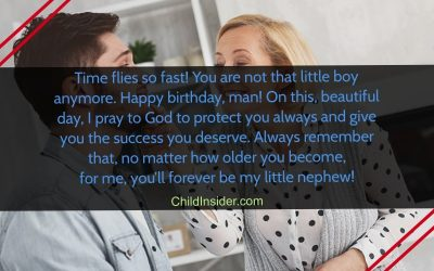 birthday wishes for nephew from aunt