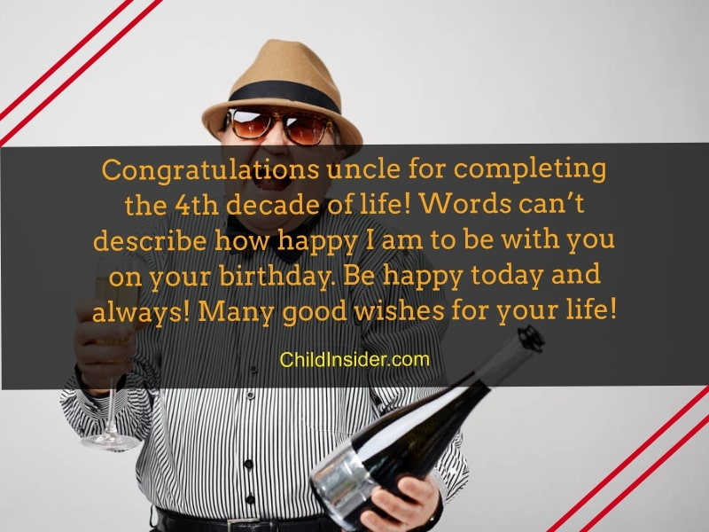 happy birthday greetings for uncle