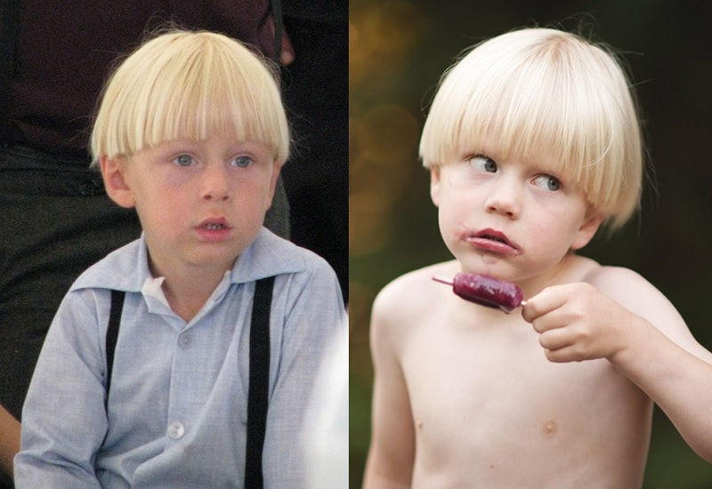 Classic Bowl Haircut for Boys
