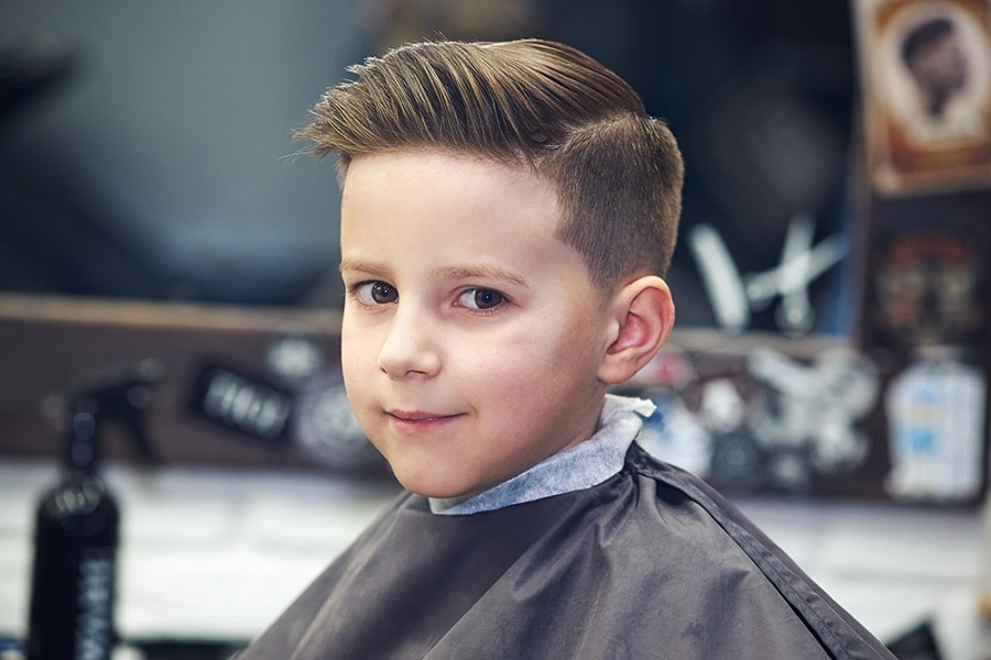 7 Best Ways to Style Comb Over Haircut for Boys