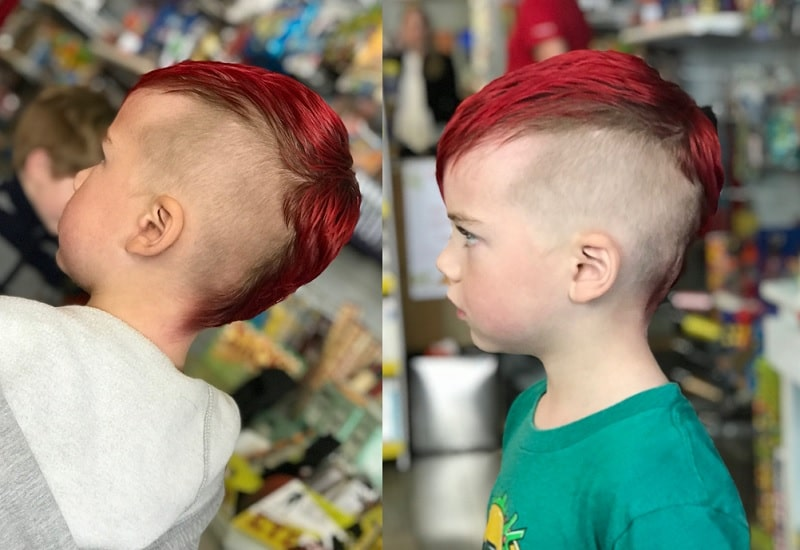 euro mohawk haircuts for boys