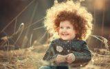 baby boy curly hair