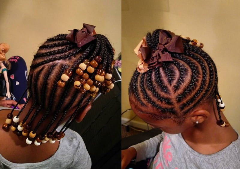 braid hairstyles for little black girl