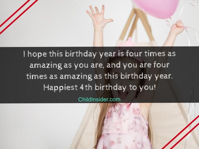 sweetest birthday wishes for year old girls