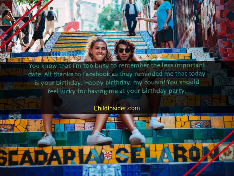funny birthday quotes for cousin