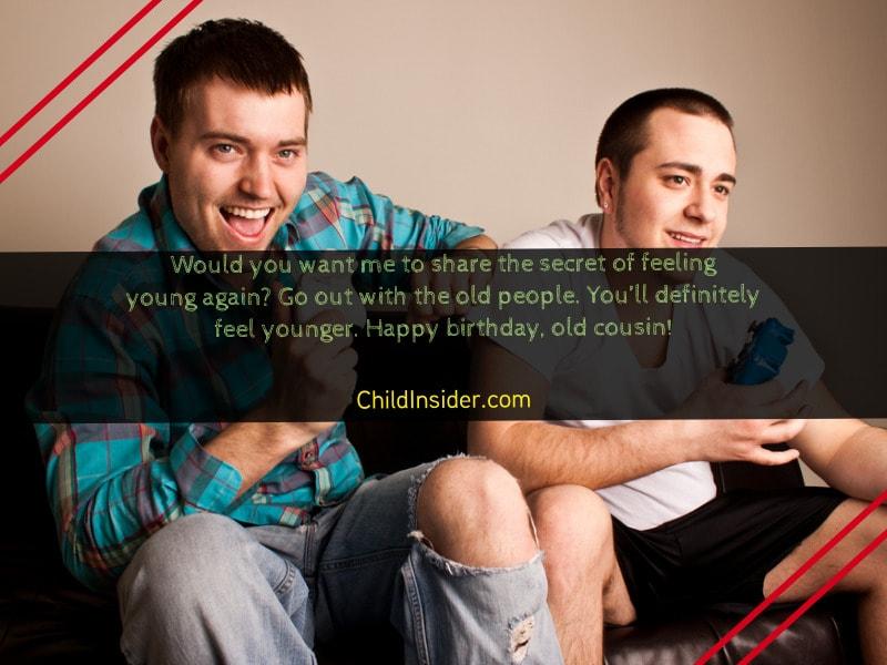 happy birthday cousin funny