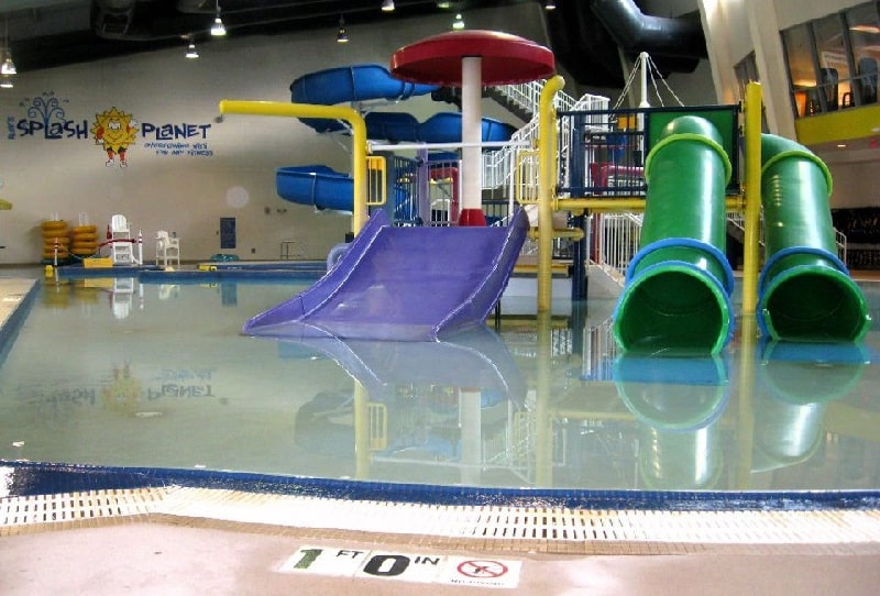 Ray's Splash Planet at Alabama