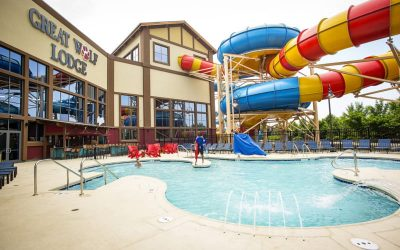 indoor water parks near Alabama