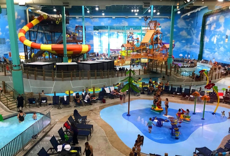 Great Wolf Lodge near Alabama
