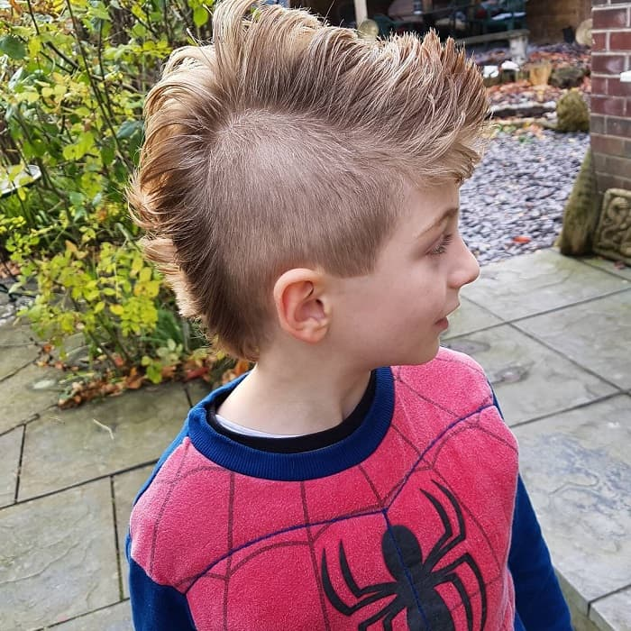 little boy mohawk haircuts