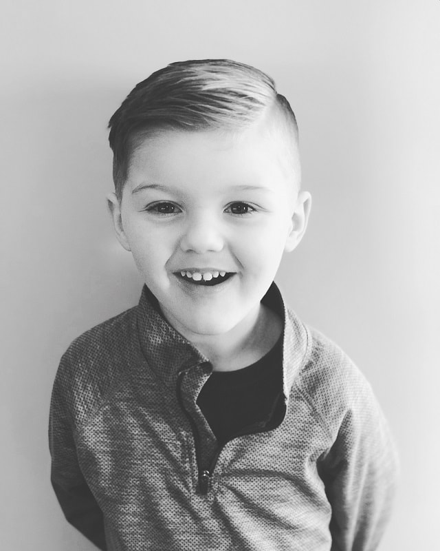long hairstyles for toddler boys
