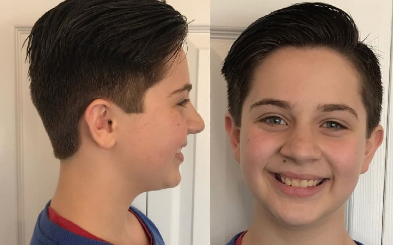 long haircuts for teen boys