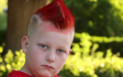 mohawk haircuts for boys