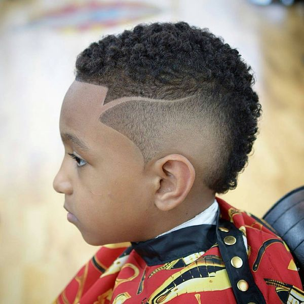 boys short mohawk haircuts