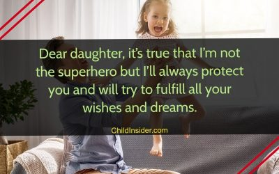 short daughter quotes